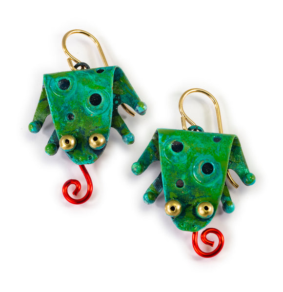 Flytrap Earrings
