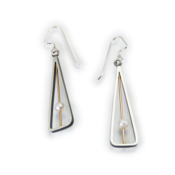 Earrings MAR859N by Greg Geyer