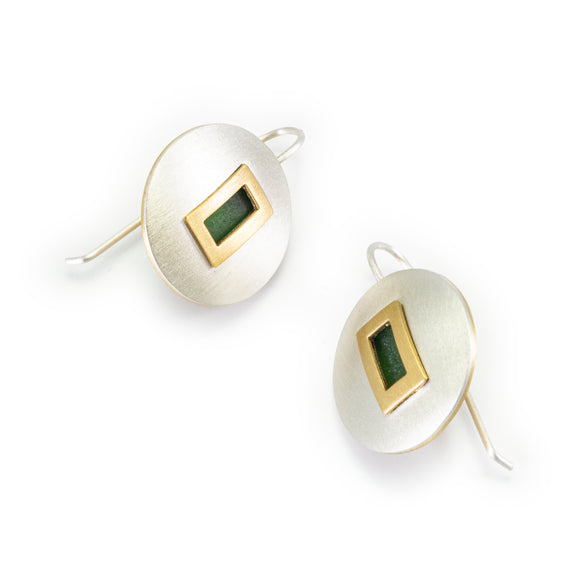 Earrings MAREM409 by Greg Geyer