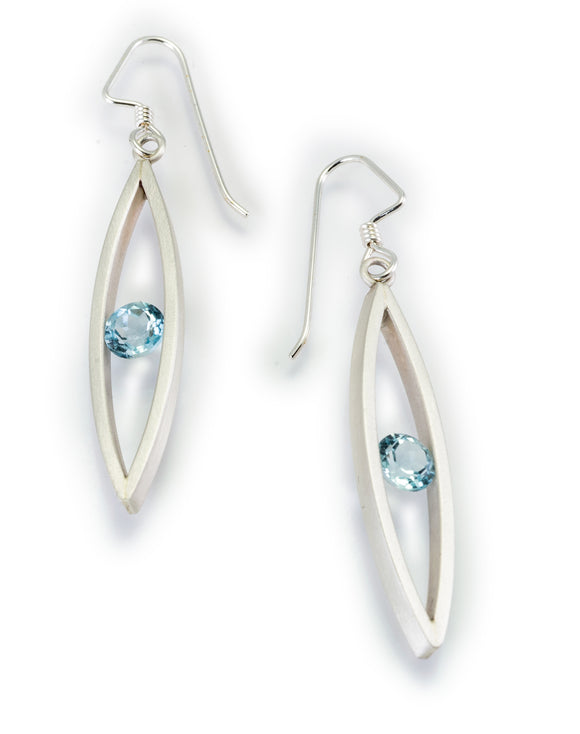 Earrings MARES476 by Greg Geyer