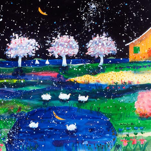 """Quiet Norwegian Nights"" by Mike Smith ($195 to $725)"