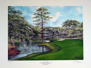"""The 15th Hole"" by Barry Honowitz"