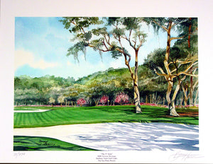 """The 5th Hole"" by Barry Honowitz"