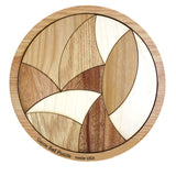 Game Ball Wood Puzzle