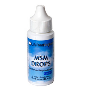 LifeFood MSM Eye Drops
