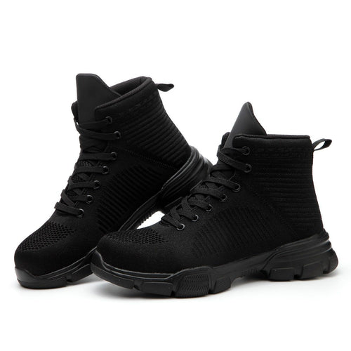 All-in-one Safety Boots 2019 Autumn Spring Winter Work Shoes