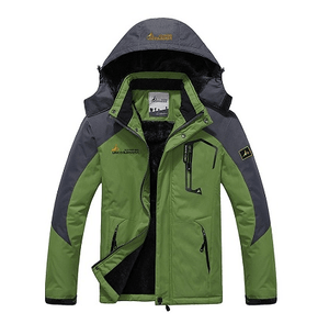 MountainRevo™ Inner Fleece Waterproof Jacket