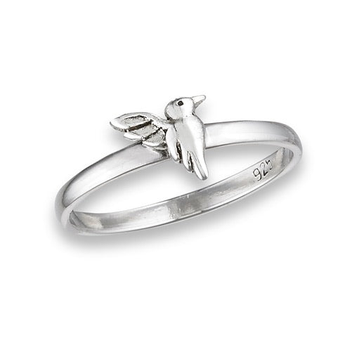 Small Hummingbird Ring