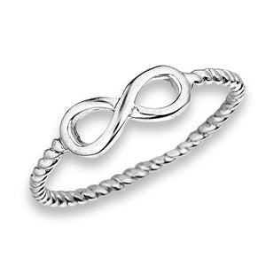 Small Infinity Ring