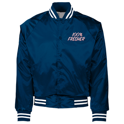 100% Fresher Baseball Jacket