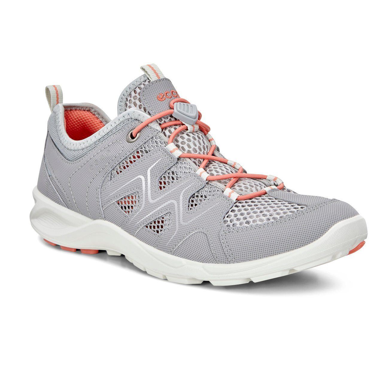 Terracruise - Womens - Silver Grey Active Leisure ECCO