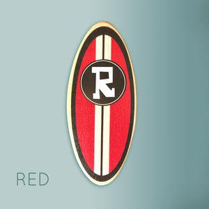 Red Surfboard Letter to Spell Name