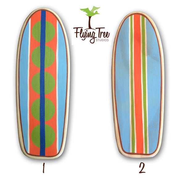 Surfboard Nursery Art