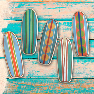Wooden Surf Art