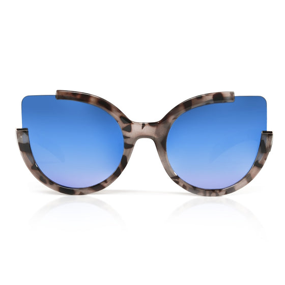 Dark Tortiose Cat Eye Sunglasses