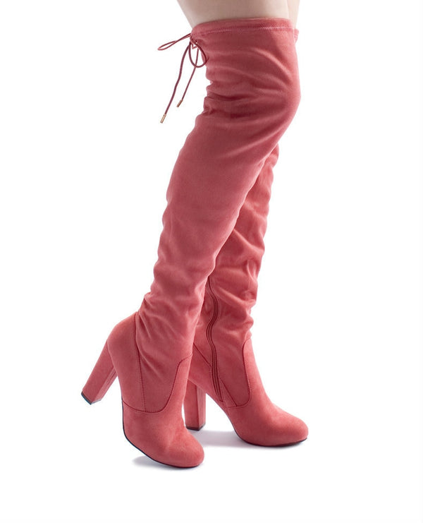 Couture Crush Thigh High Boots