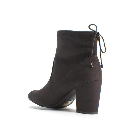 Suede Adventure Booties