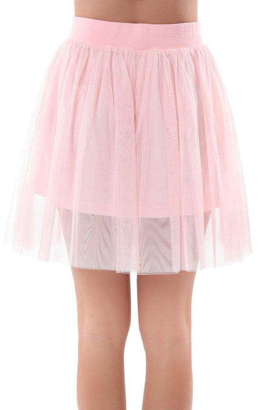 Prima Ballerina Mini Skirt