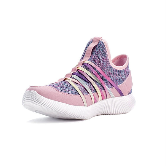 Strappy Throwback Sneakers (Multi-Color)