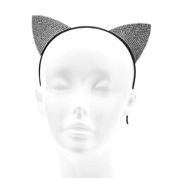 Sparkle Black Cat Ears