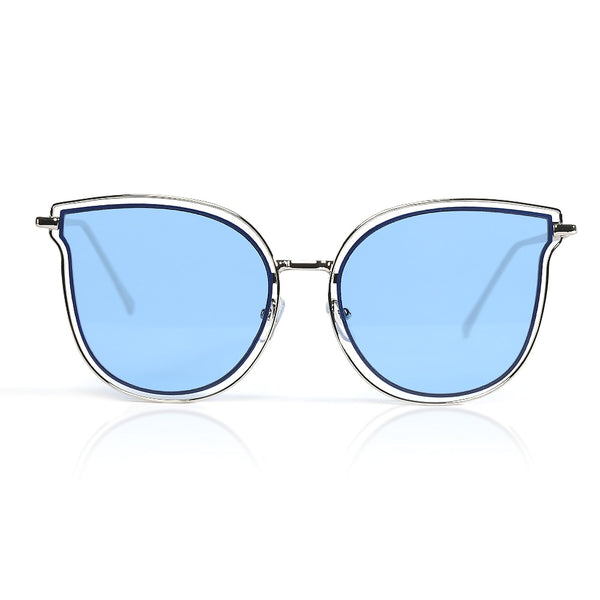 Blue Cat Eye Sunnies