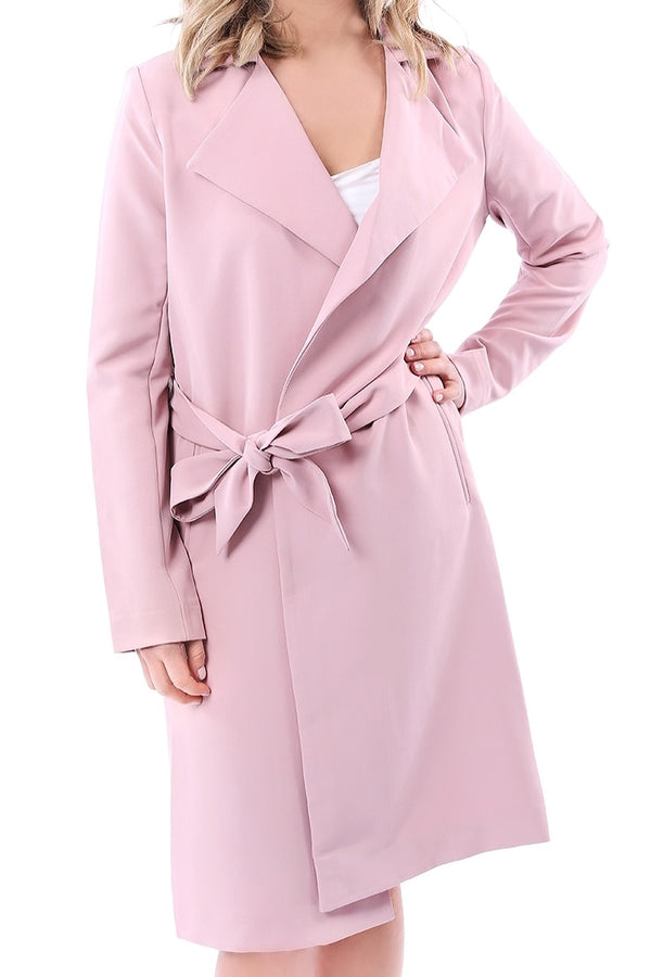 The Crush Trench Coat