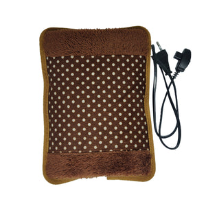 Sahyog Wellness High Quality Velvet Electrical Gel Hot Water bottle
