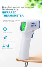 Load image into Gallery viewer, Sahyog Wellness Multi Function Non-Contact Body & Object Infrared Thermometer