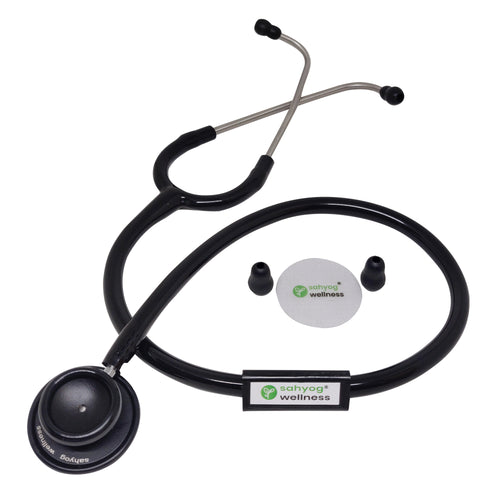 Sahyog Wellness High Quality Acoustic Stethoscope