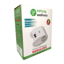 Load image into Gallery viewer, Sahyog Wellness Compressor Piston Nebulizer