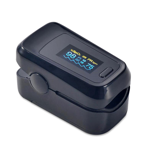 Sahyog Wellness Advanced OLED Type Fingertip Pulse Oximeter