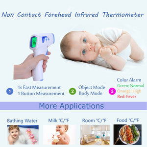 Sahyog Wellness Multi Function Non-Contact Body & Object Infrared Thermometer