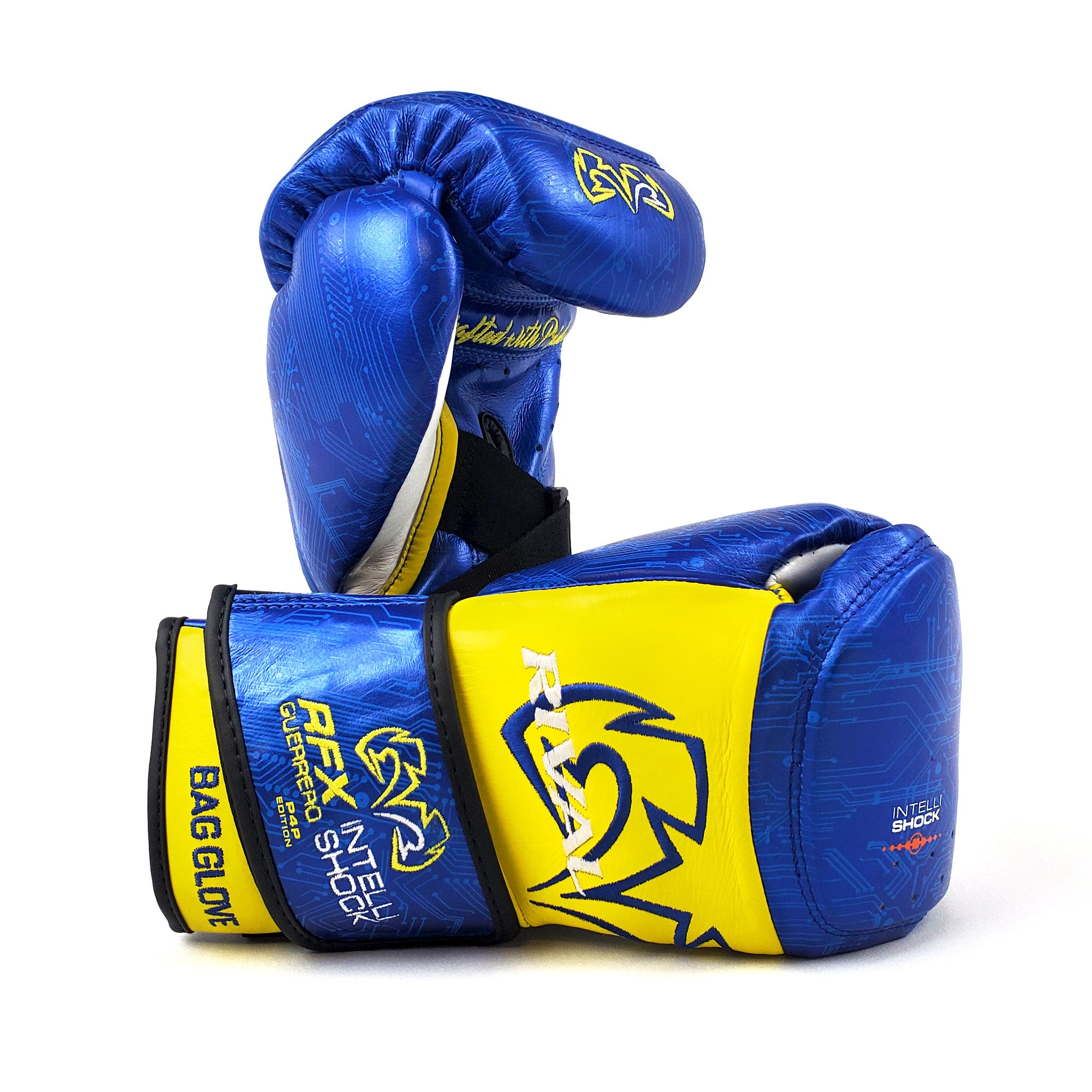 RIVAL RB5 BOXING BAG MITTS