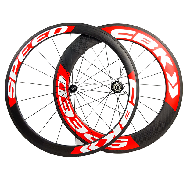 "CBK Speed 50/80"" Roja"