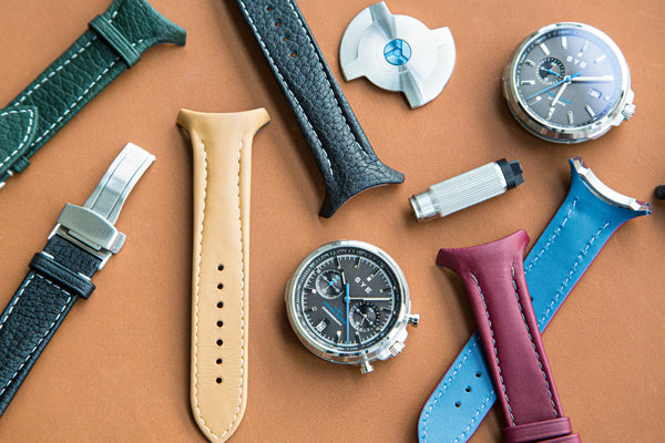 Finding the right partner for the Fastback™ strap-sye-startyourengine-watches-and-straps
