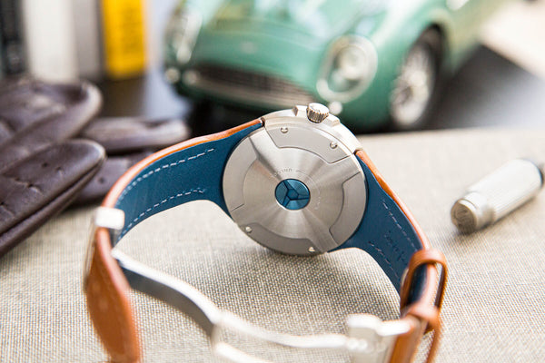 Inventing the Fastback system-sye-start-your-engine-watches-montres