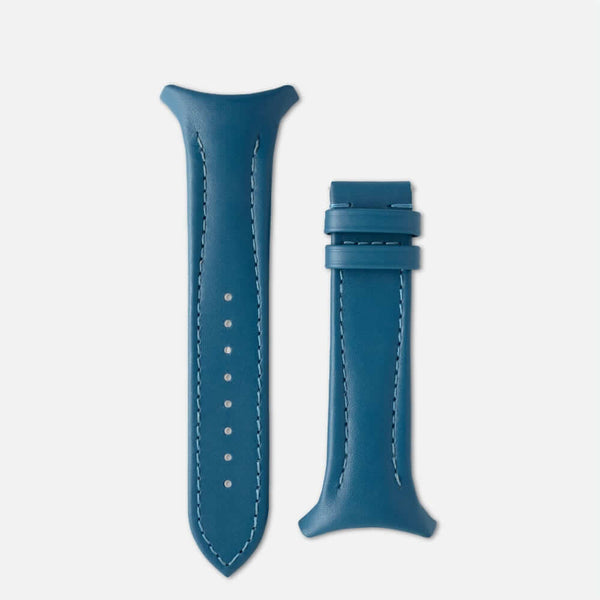 Fastback Premium strap [SYE blue]-Strap alone-sye-start-your-engine-watches-montres