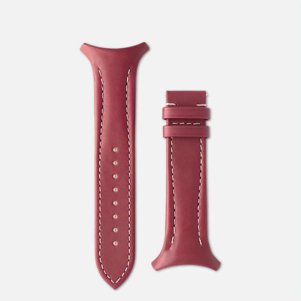 Fastback Premium strap [Syrah]-Strap alone-sye-start-your-engine-watches-montres
