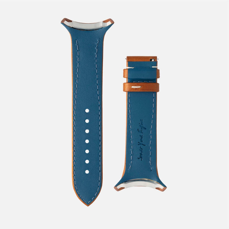 Fastback Premium strap [Skybury]-[variant_title]-sye-start-your-engine-watches-montres