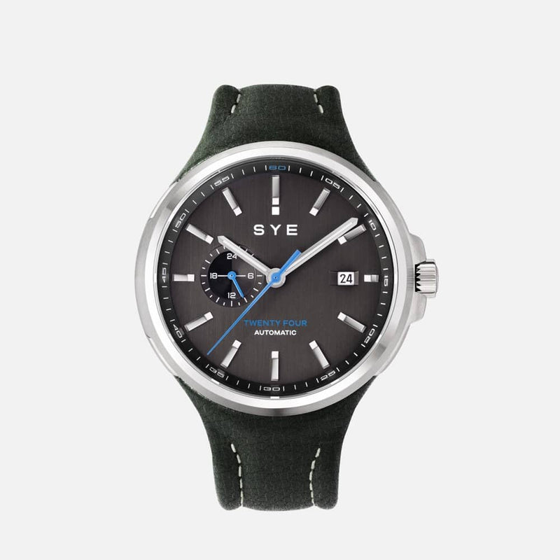 SYE MOT1ON Automatic 24 [Black edition]-Highland-sye-start-your-engine-watches-montres