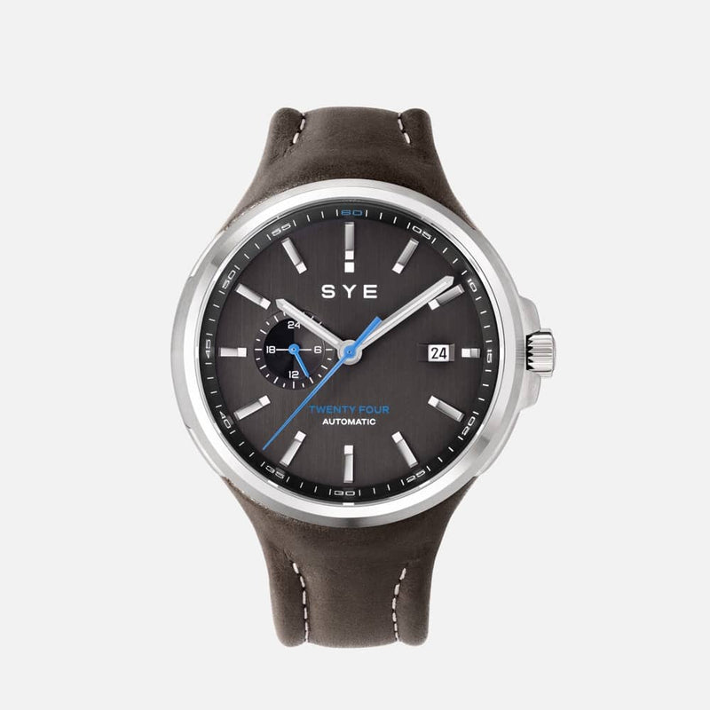 SYE MOT1ON Automatic 24 [Black edition]-Tundra-sye-start-your-engine-watches-montres