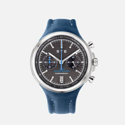 SYE MOT1ON Chronograph [Black edition]-SYE blue-sye-start-your-engine-watches-montres