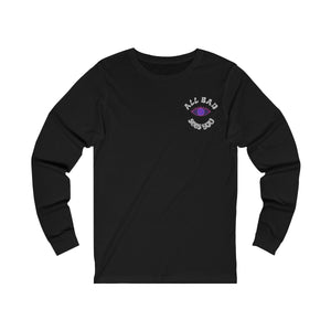 All Bad Sees All Women's Long Sleeve Tee