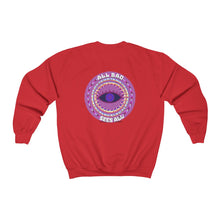 Load image into Gallery viewer, All Bad All Day Unisex Heavy Blend™ Crewneck Sweatshirt