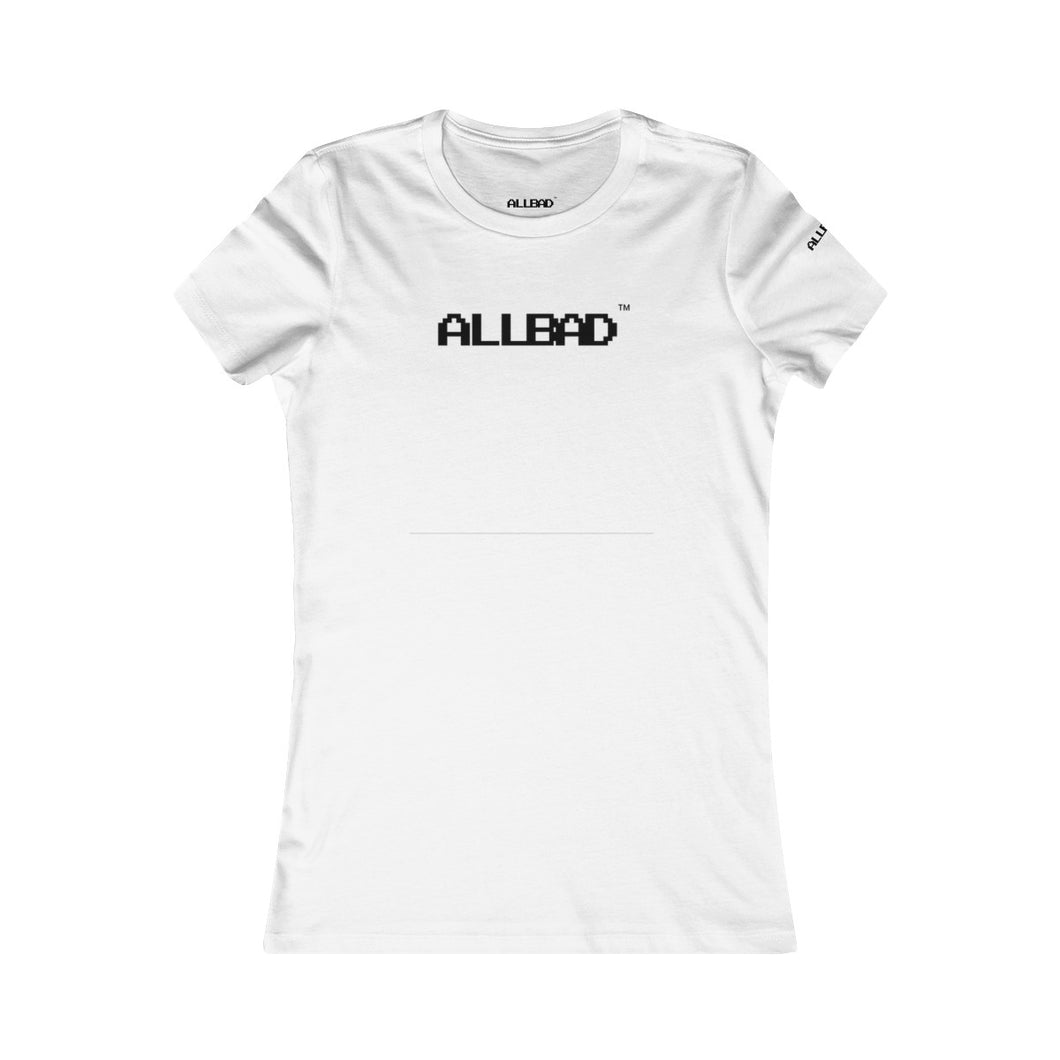 All Bad Women's Very Important Tee