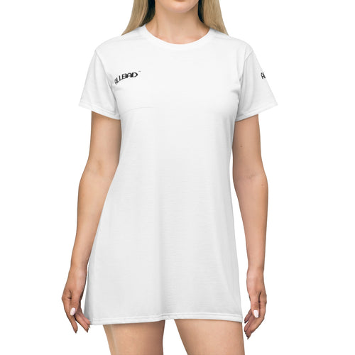 All Bad All Day T-shirt Dress