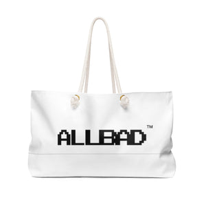 All Bad Weekender Bag