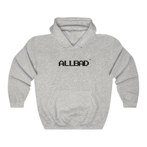 All Bad Unisex Heavy Blend™ Hooded Sweatshirt