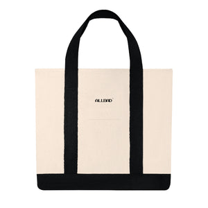 All Bad Shopping Tote