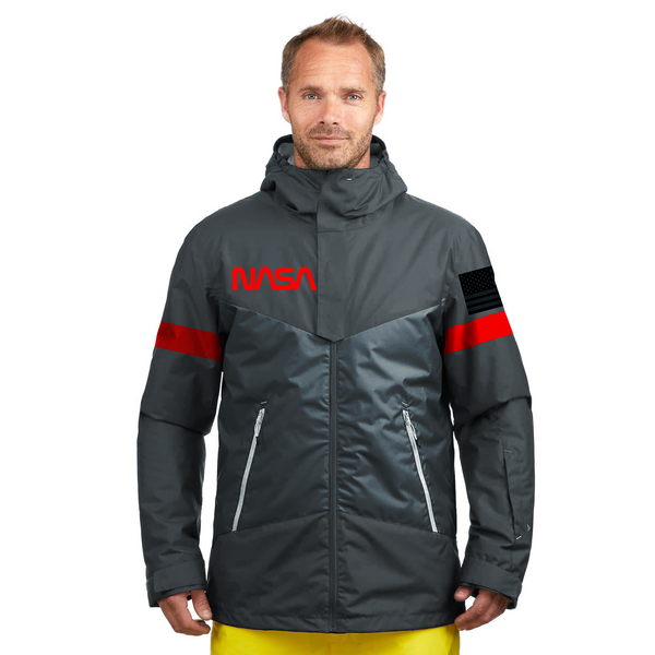 astro-suits - Gemini Snow Jacket - Astro Suits -